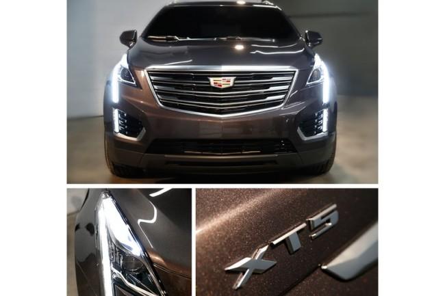 Cadillac XT5 comp