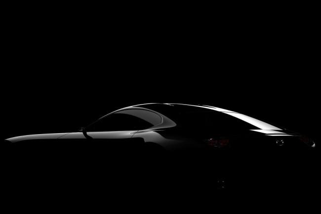 Mazda's new sports car concept (CNW Group/Mazda Canada Inc.)