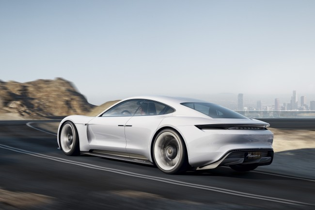 Porsche Mission E concept 0006