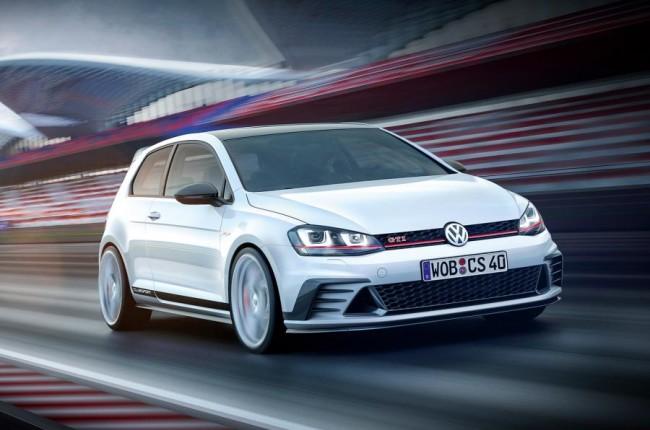 Volkswagen GTI Clubsport 2