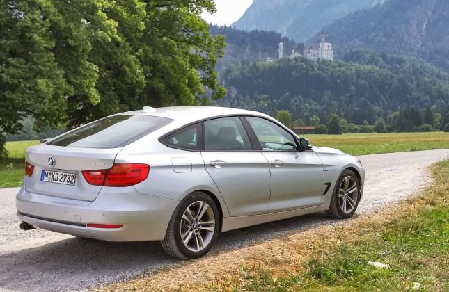 Road Trip BMW I GT In Germany Autosca - Bmw 328i gt