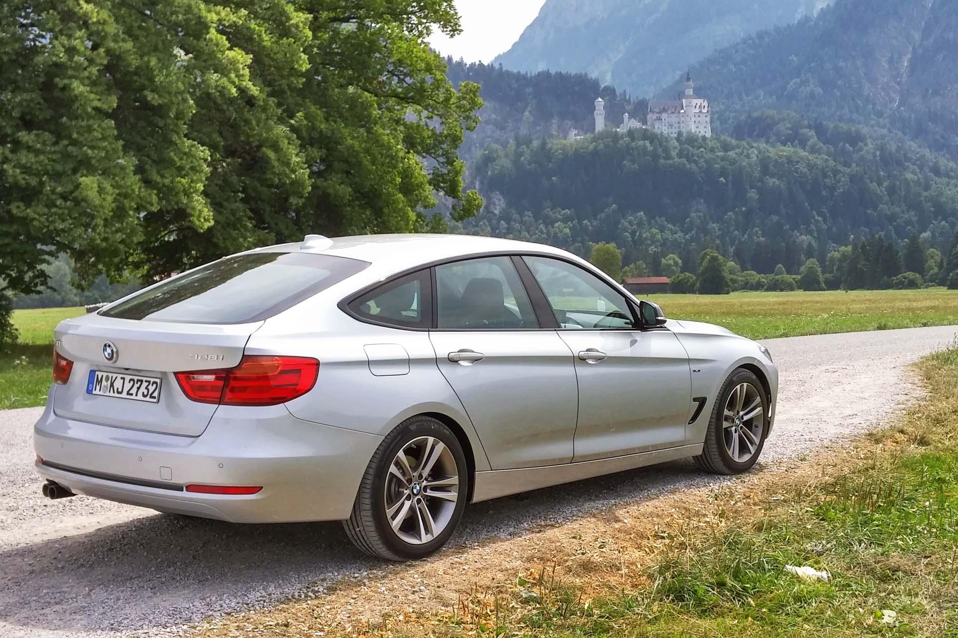 Road Trip: 2015 BMW 328i GT in Germany - Autos.ca