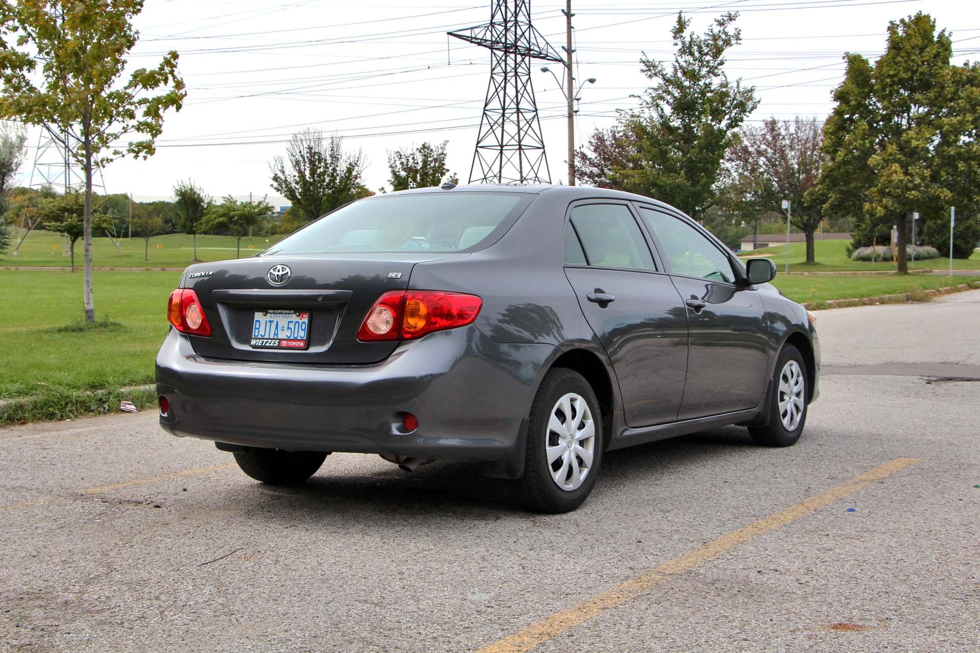 2011 Toyota Corolla Ce Autos Ca