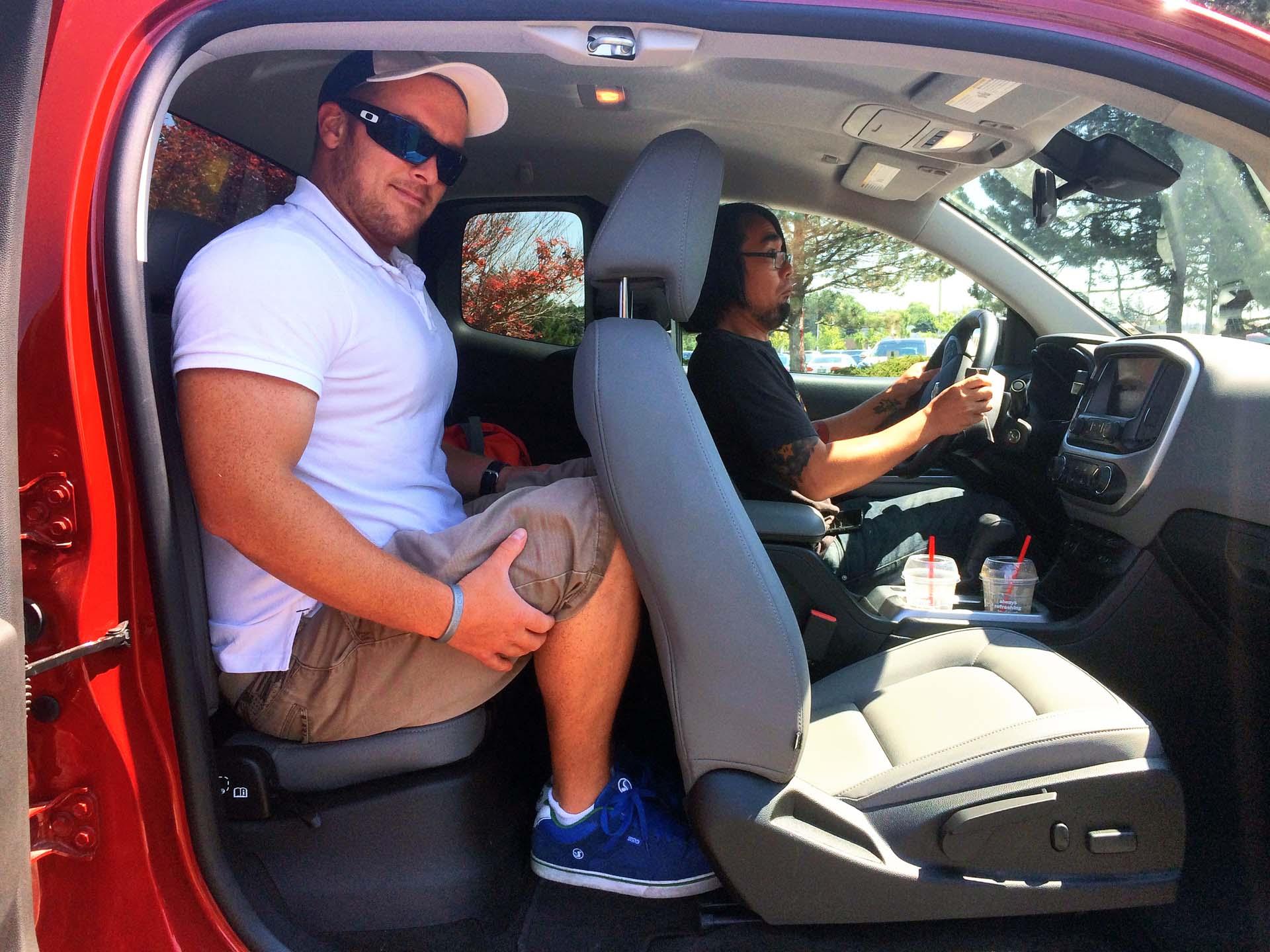 2015 Chevrolet Colorado Lt 4wd Extended Cab Autos Ca