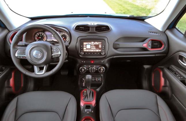 Test Drive 2015 Jeep Renegade Autosca
