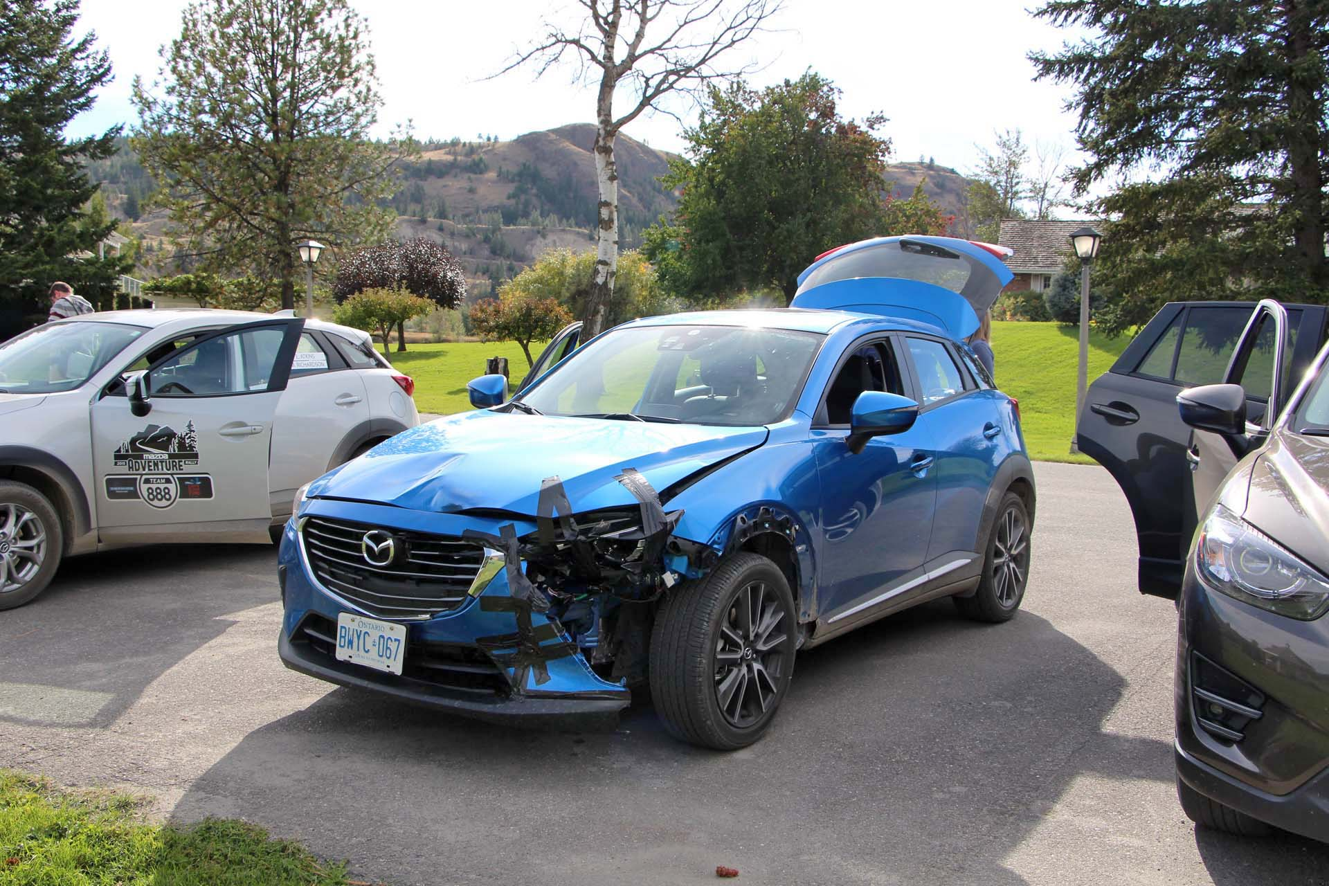2016 Mazda Cx 3 Rally Day 3 Autos Ca