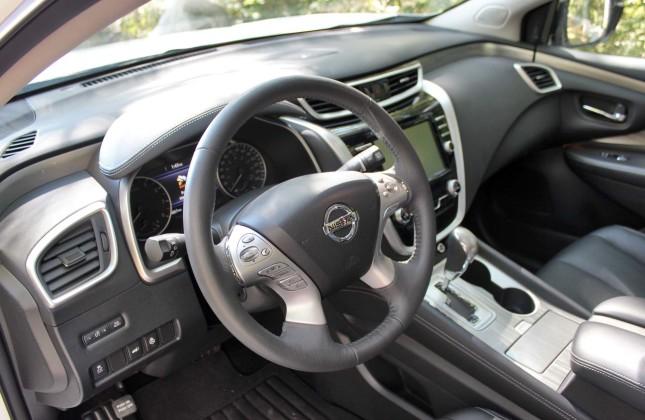 Ford edge vs nissan murano 2015