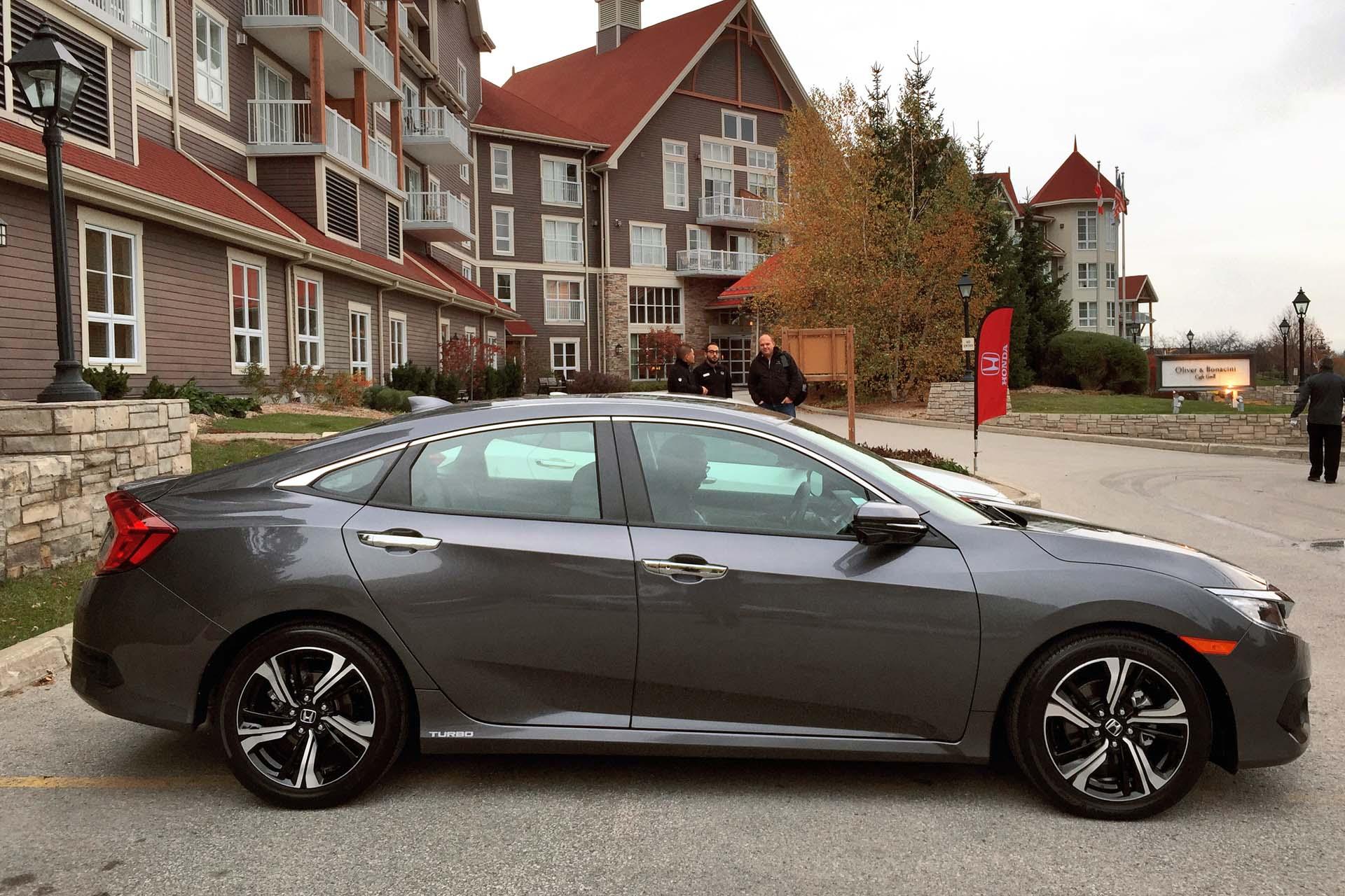 2016 Honda Civic Touring Autos Ca