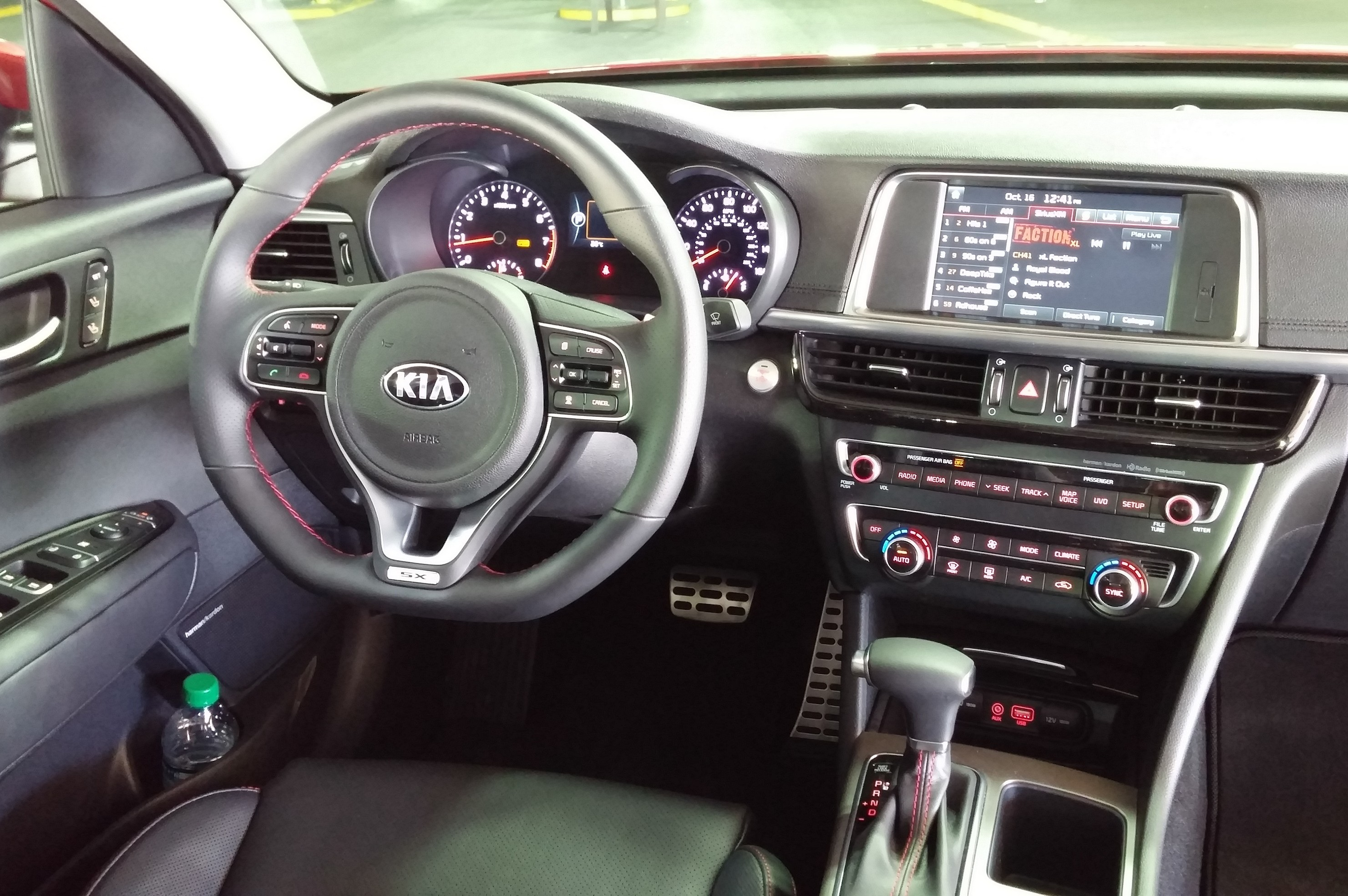 drive kia used pre in optima winchester front wheel owned turbo sx inventory car