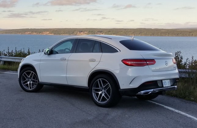 First drive 2016 mercedes benz gle coupe for 2016 mercedes benz gle coupe