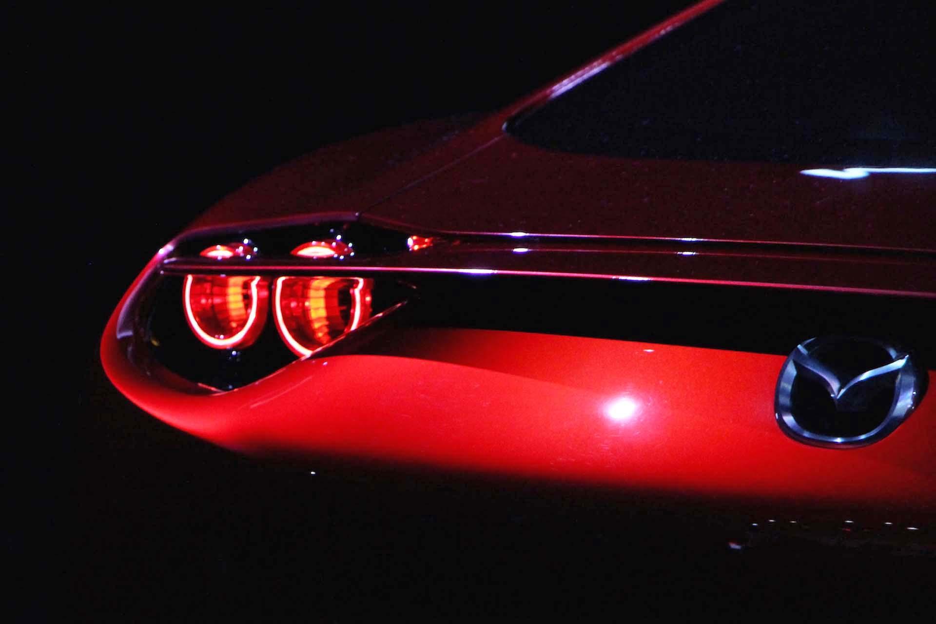 Mazda Rx Vision Concept Autos Ca