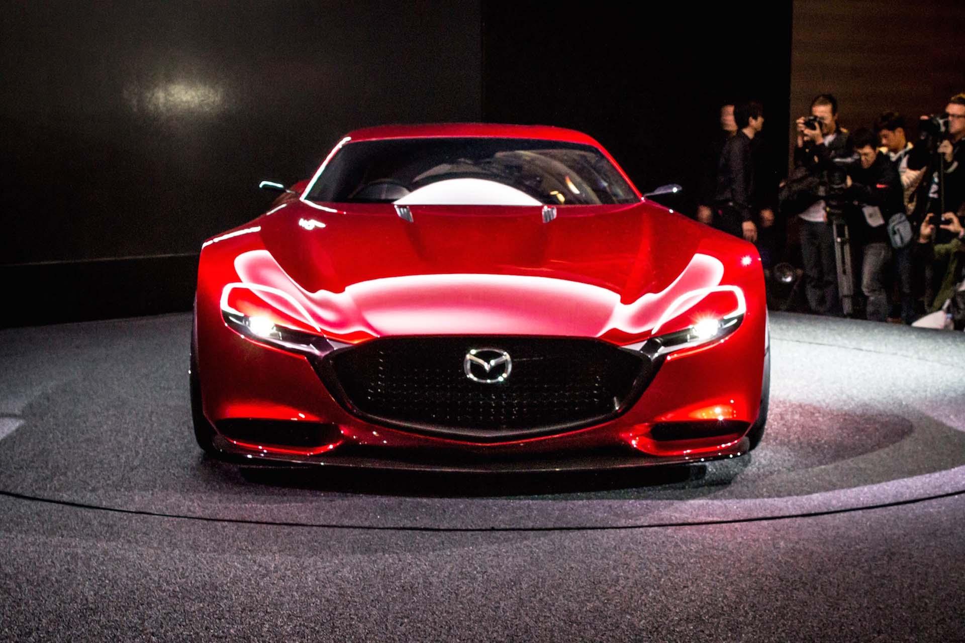 Used Lexus Is 350 >> Mazda RX-Vision Concept - Autos.ca