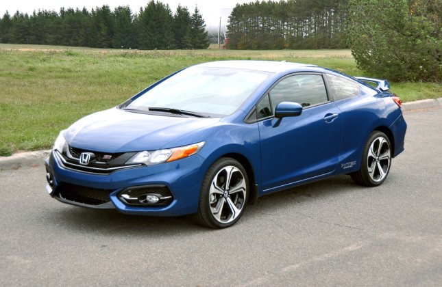2017 honda civic si sedan and coupe revealed 205 hp and 192 lb ft from a 1 5. Black Bedroom Furniture Sets. Home Design Ideas