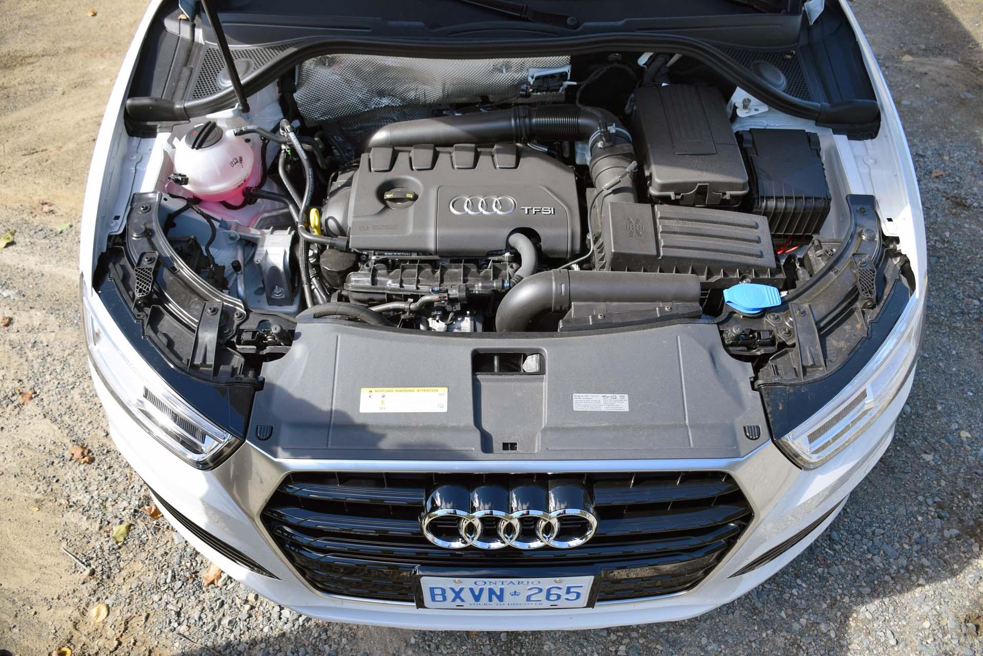 2016 Audi Q3 Quattro Technik Autos Ca