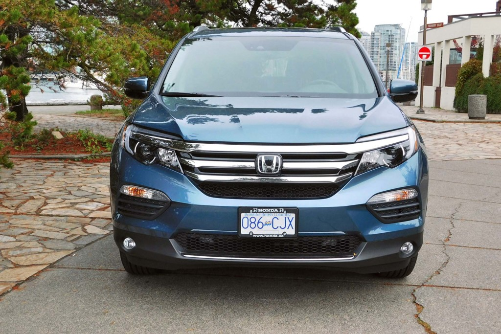 2016 honda pilot awd touring release date price and specs