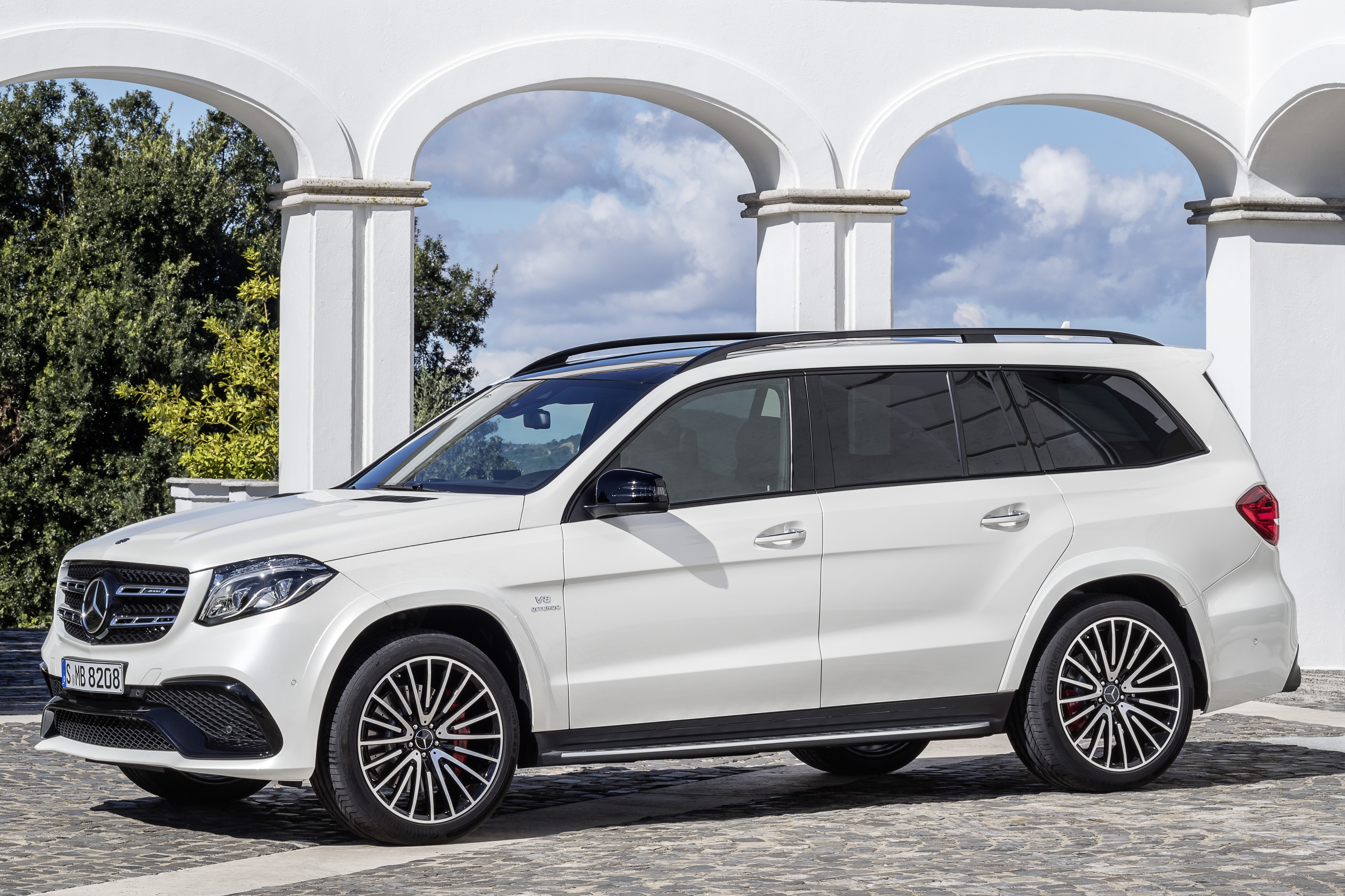 Mercedes benz gls x 166 fl 2015 for Florida mercedes benz
