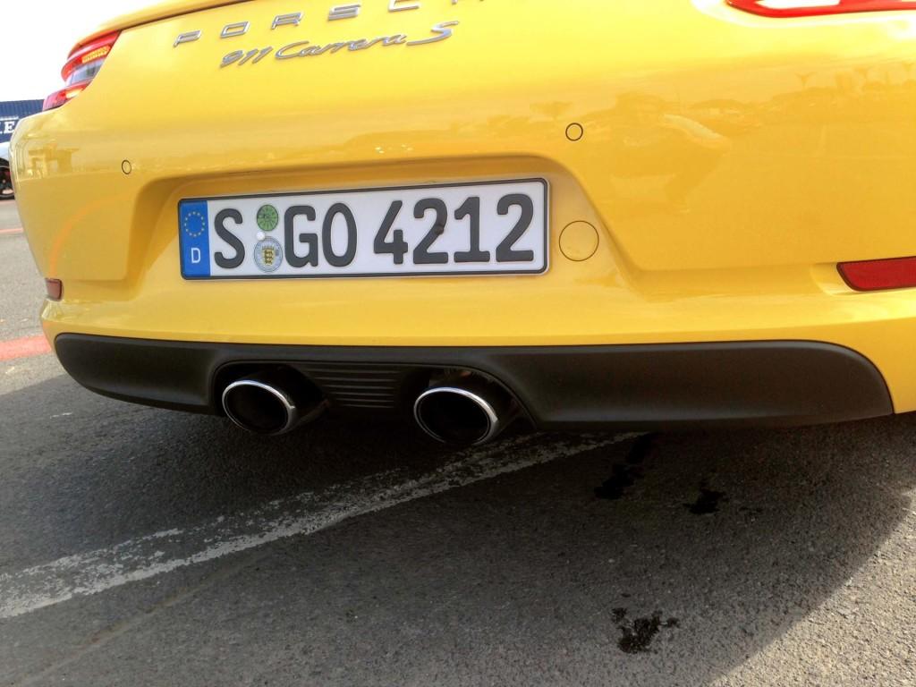 Creative Autosca Forum First Drive 2017 Porsche 911