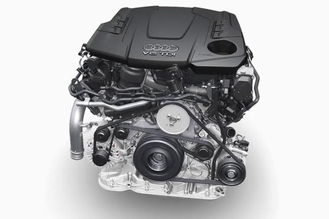 Audi TDI V6