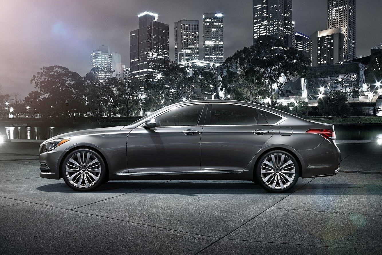Hyundai Spins Genesis Into Stand-alone Luxury Sub-brand