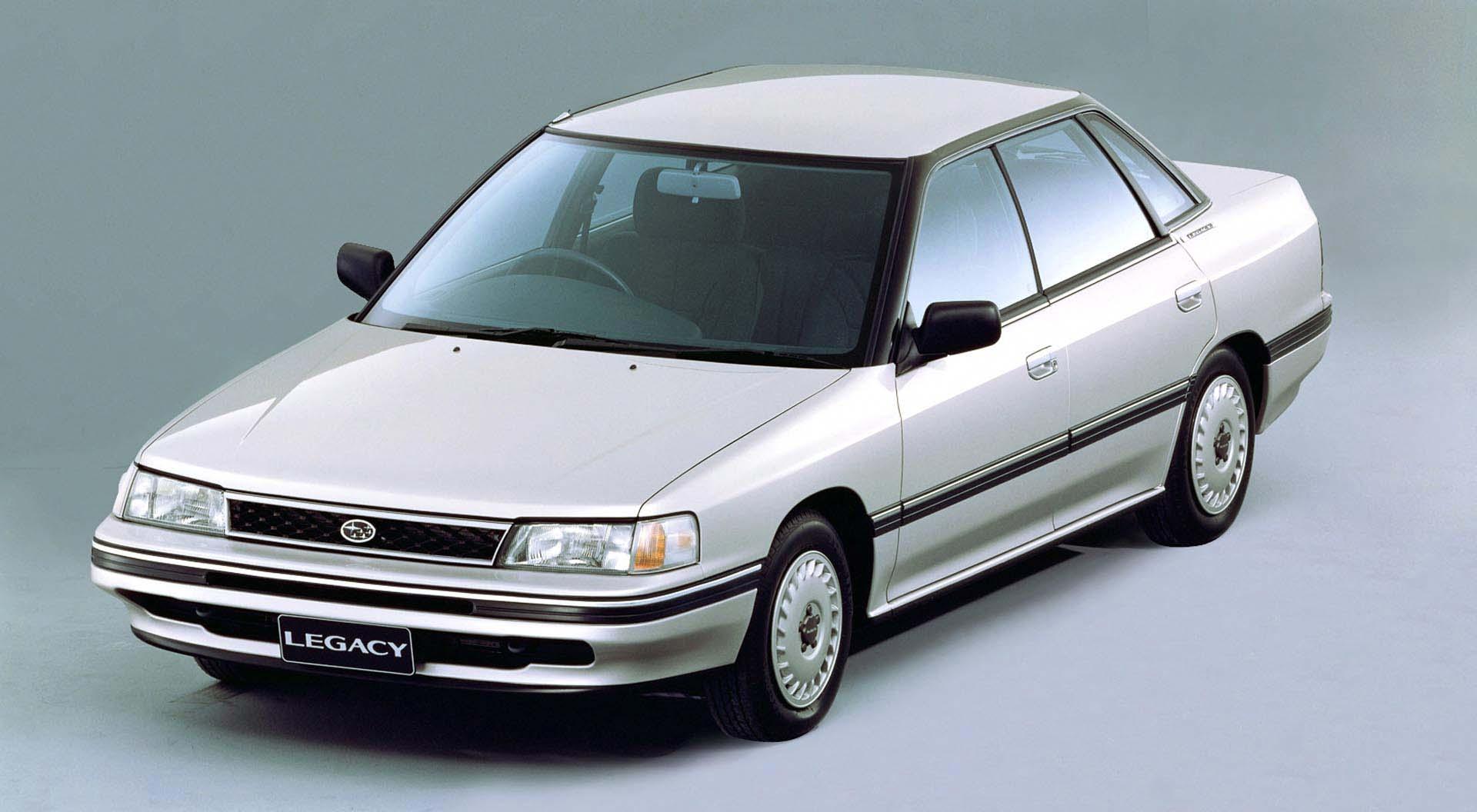 1990 subaru legacy - autos.ca