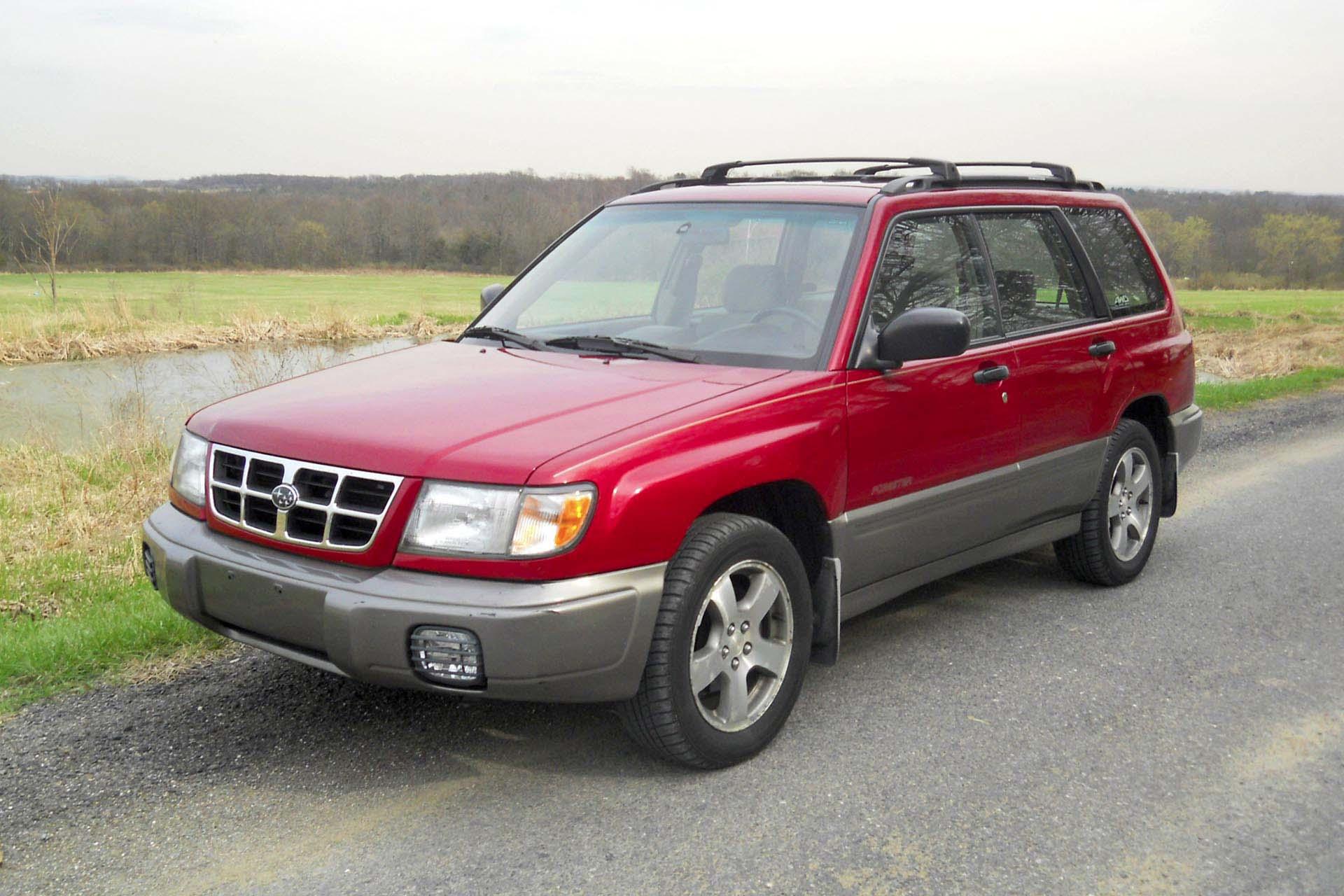 1999 Subaru Forester Autos Ca
