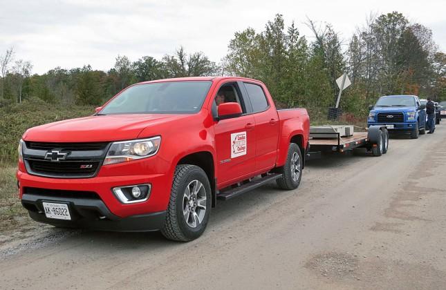 Gmc Canyon Vs Tacoma Trd Sport Autos Post