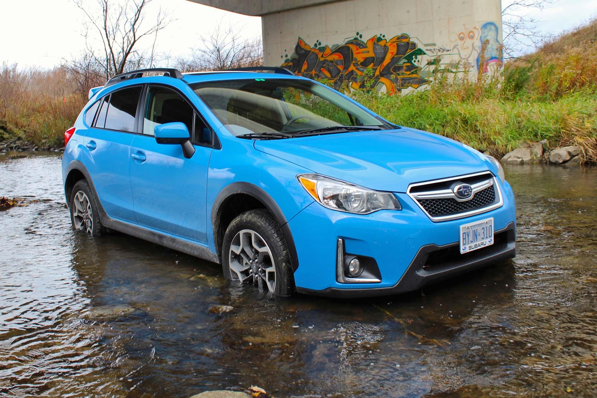 2016 Subaru Crosstrek Autos Ca