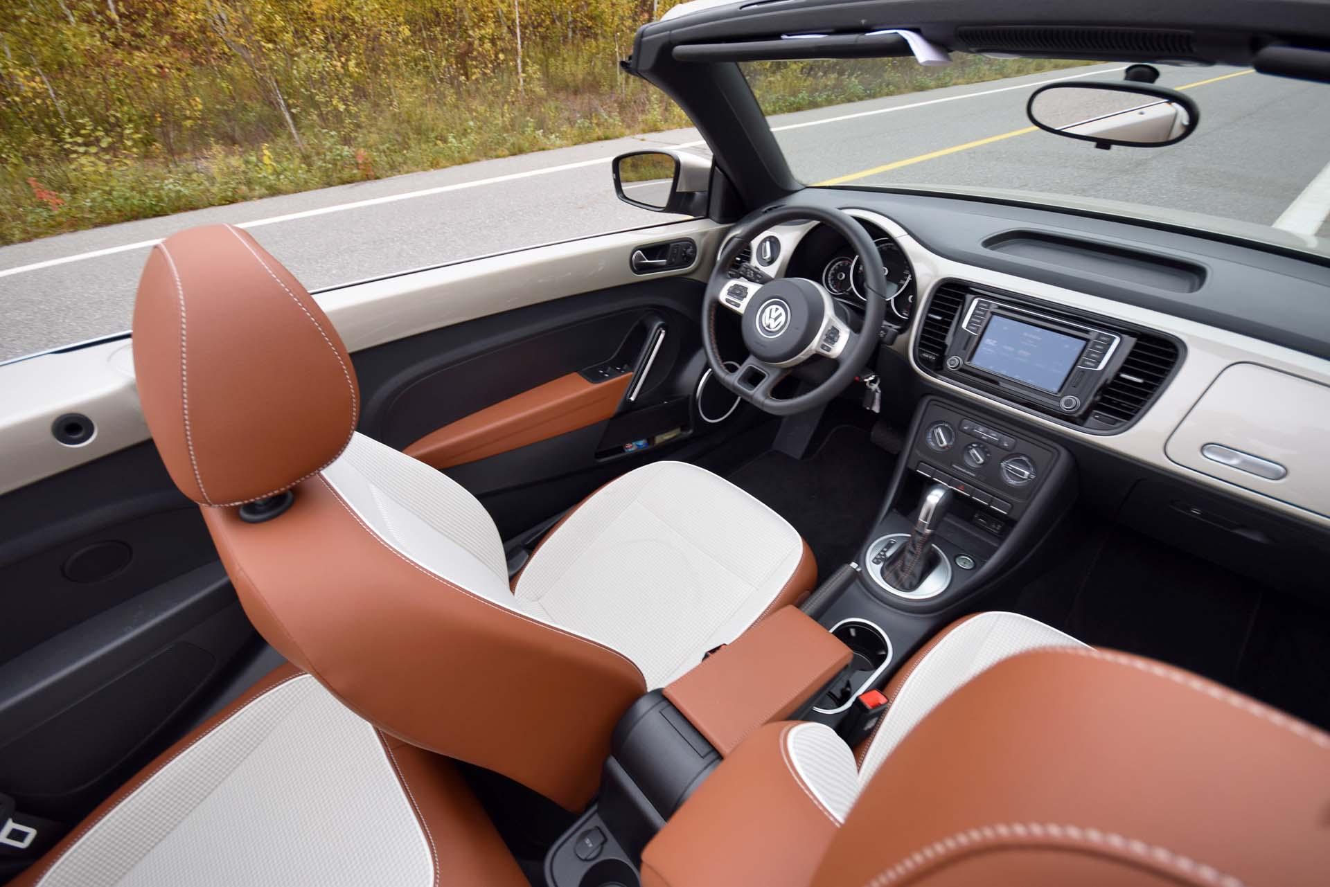 2016 Volkswagen Beetle Classic Convertible - Autos.ca