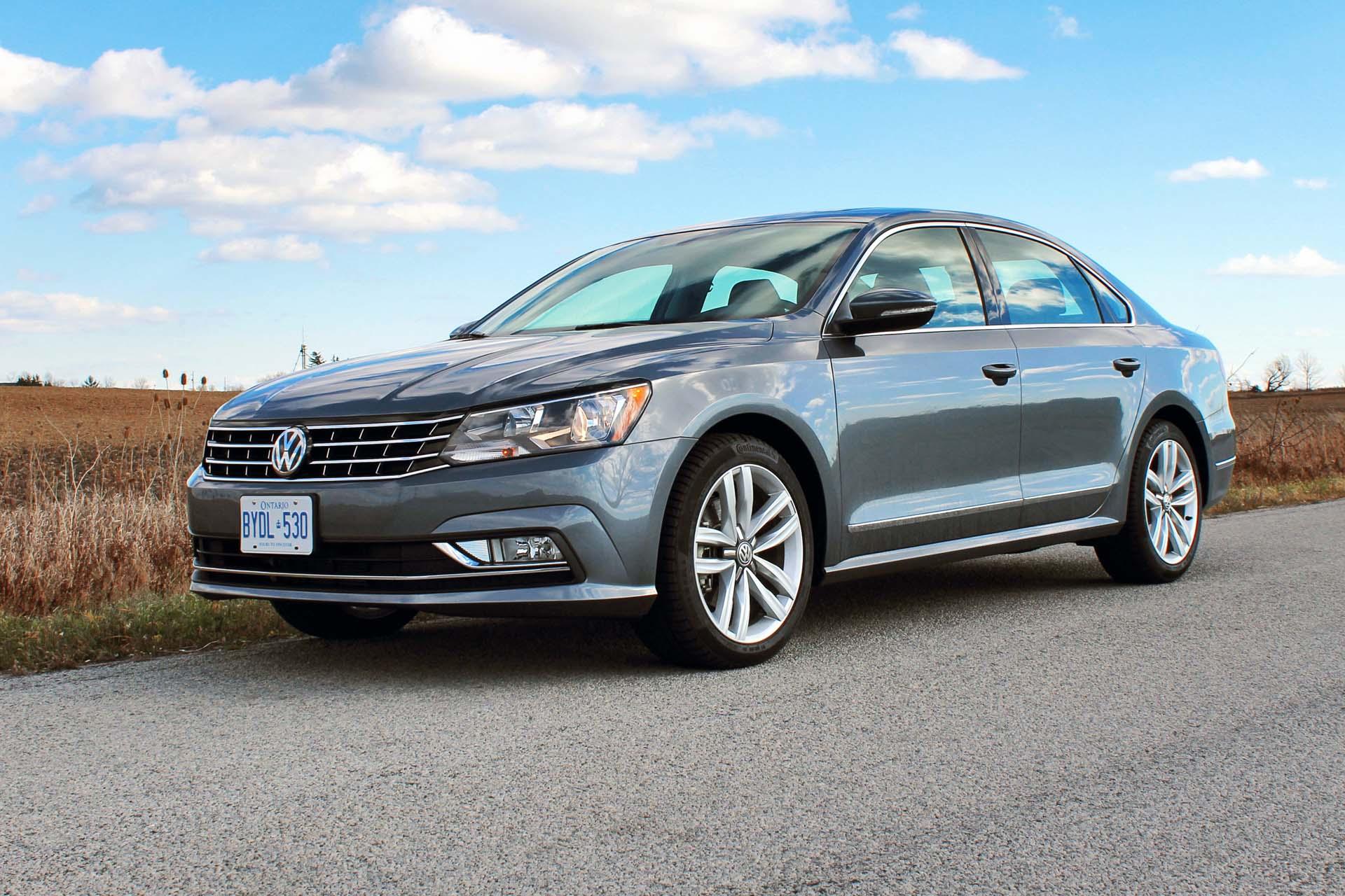 Test Drive 2016 Volkswagen Passat Highline Autos Ca