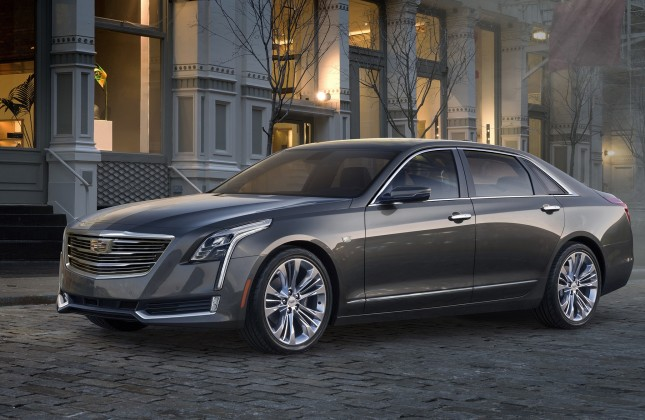 Cadillac Ct6 Flagship Priced To Start At 61 245 Autos Ca