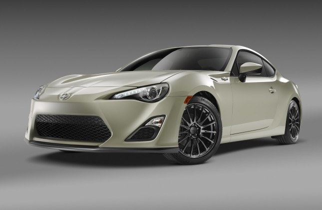 Scion Sexes Up Fr S With Limited Edition Series 2 0 Model
