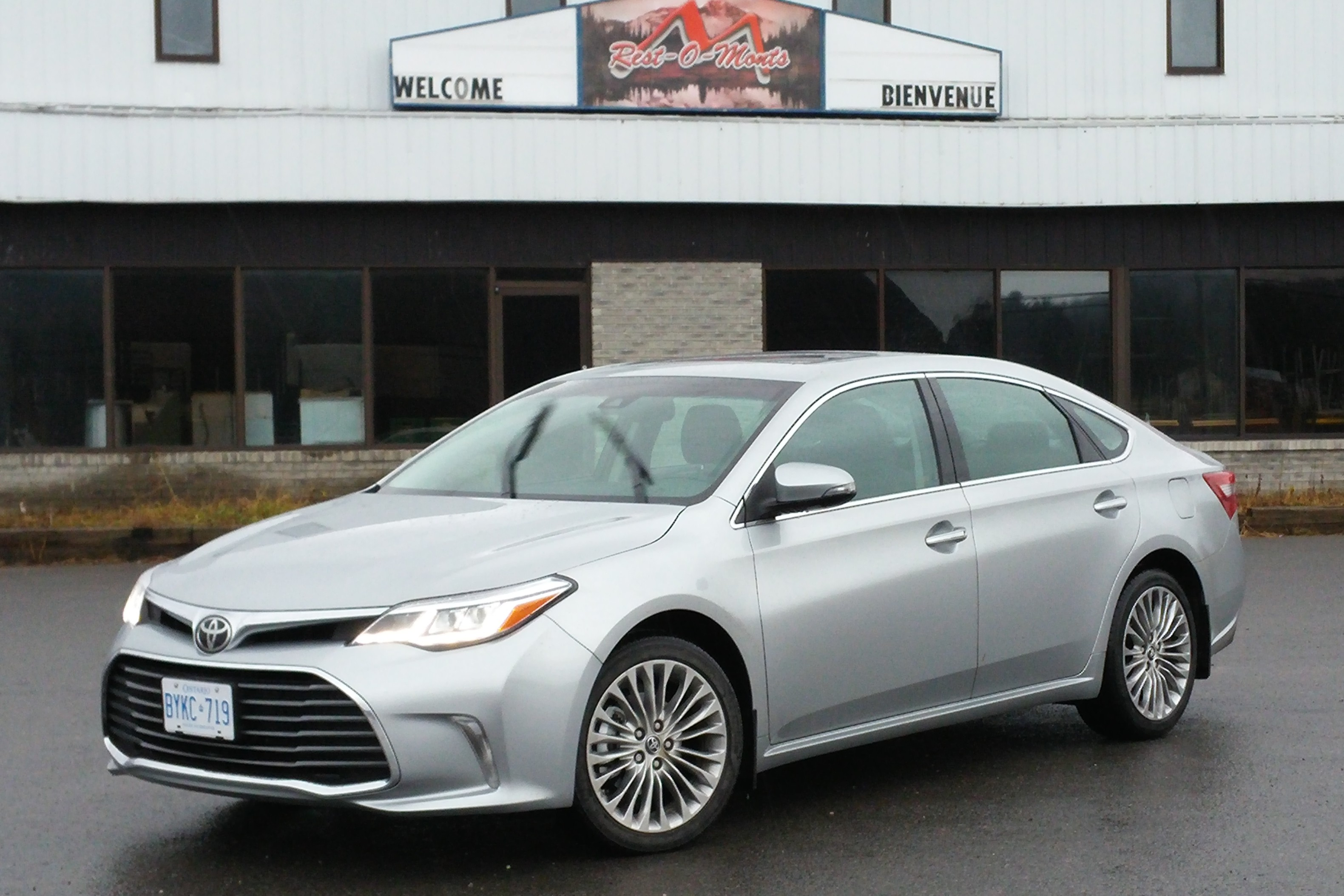 avalon in toyota fwd mishawaka limited new inventory car