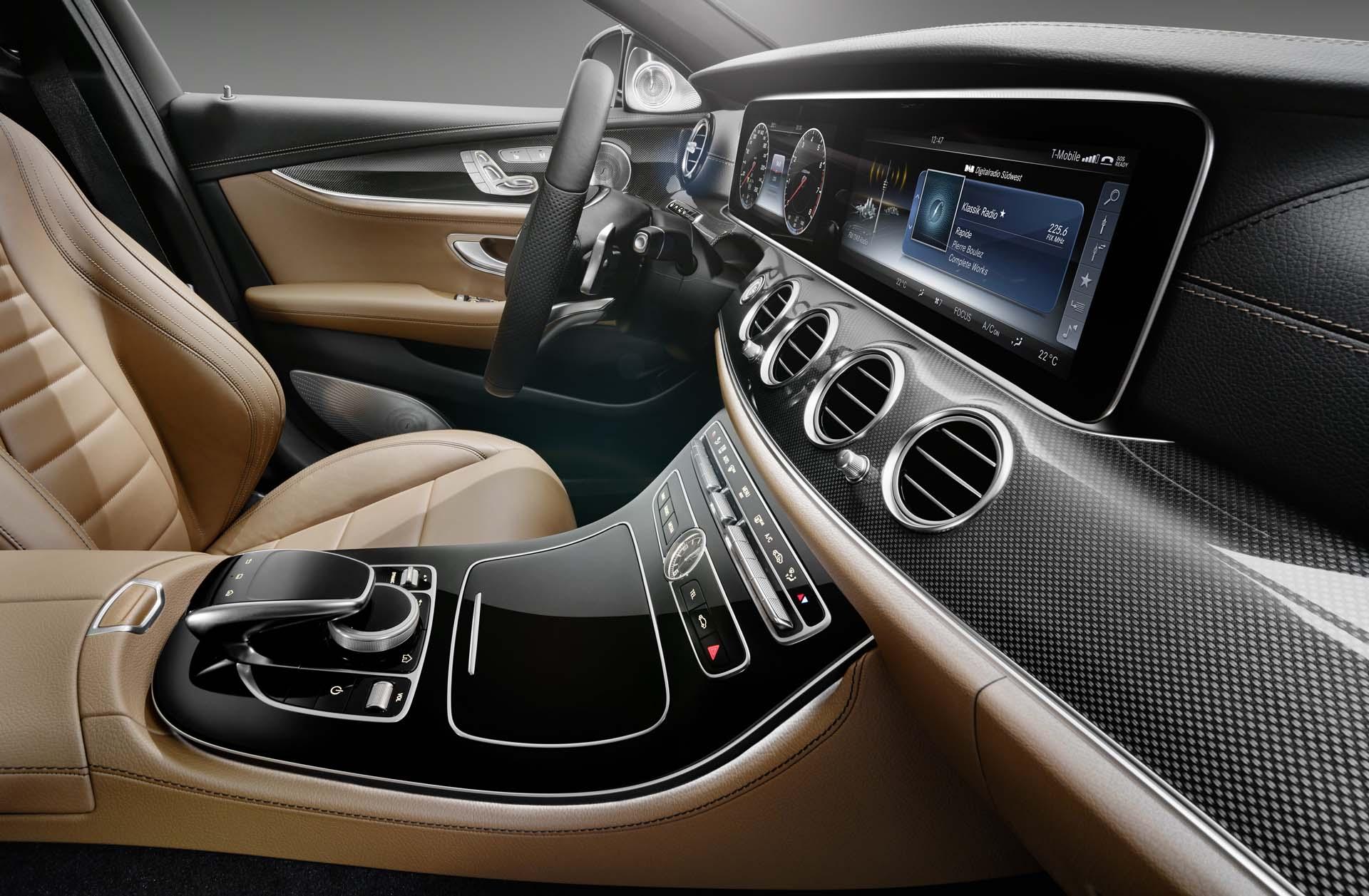 Interieur mercedes  2017 Mercedes-Benz E-Class Interior - Autos.ca