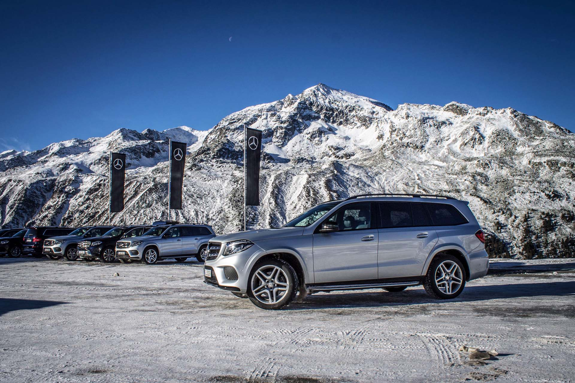 2017 mercedes benz gls 500 4matic for Mercedes benz 500 2017