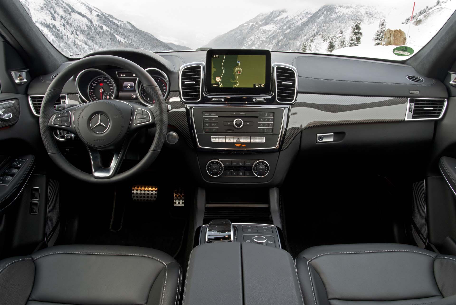 2017 Mercedes Benz Gls 500 4matic Autos Ca
