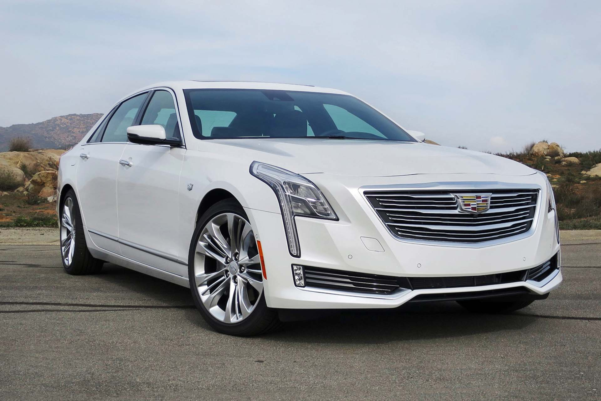 First Drive 2016 Cadillac Ct6 Autos Ca