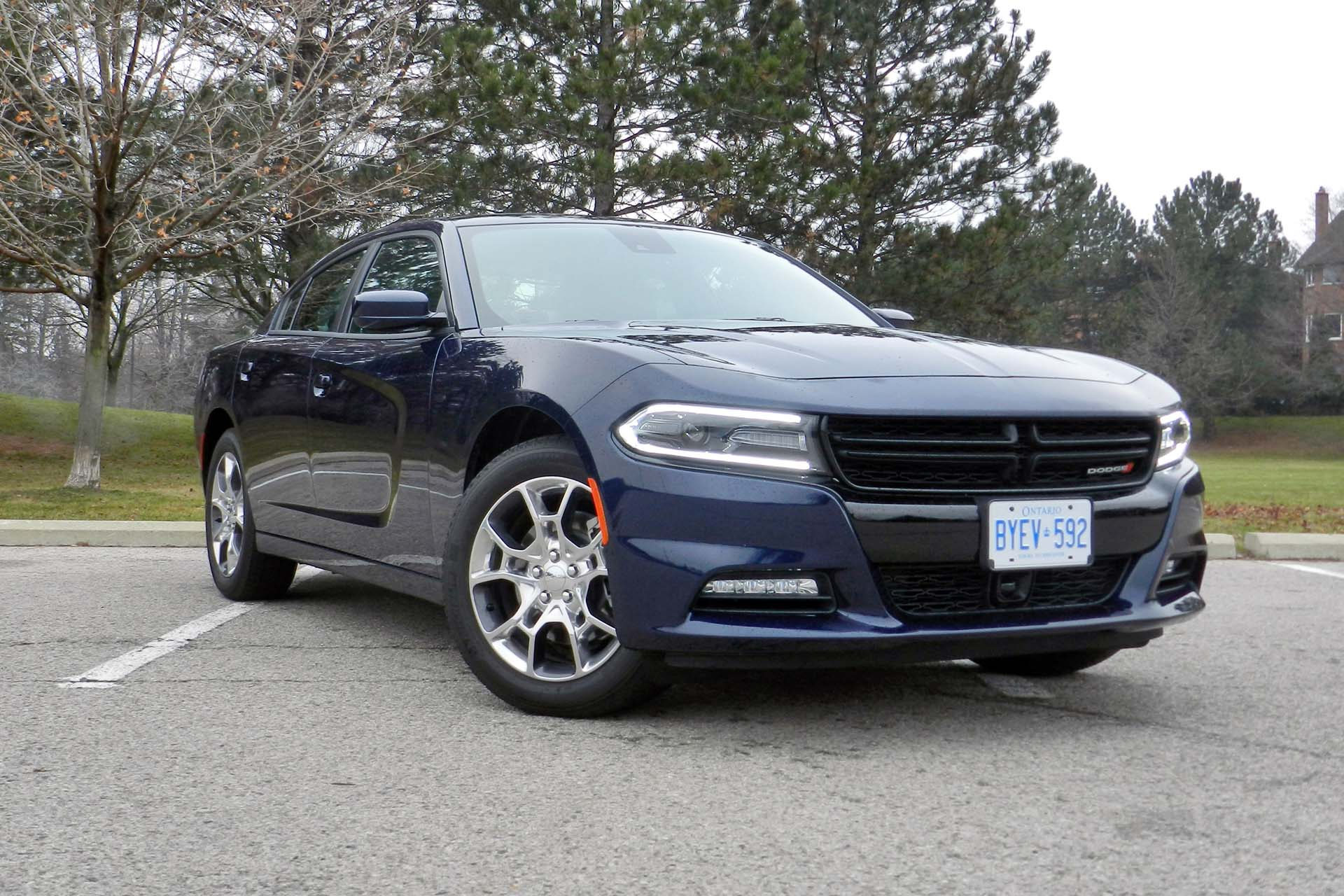 Test Drive 2016 Dodge Charger Sxt Rallye Awd Autos Ca