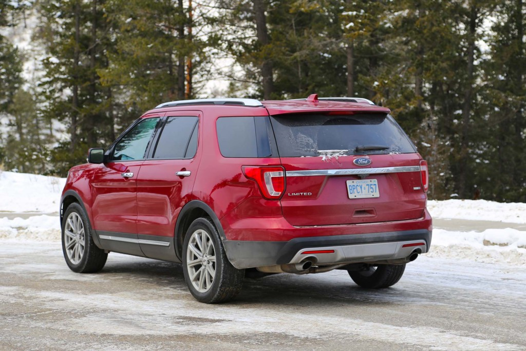 Road Trip 2016 Ford Explorer Edmonton Ab To Fairmont
