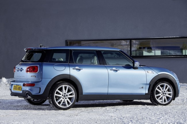 2016 Mini Clubman ALL4 0003