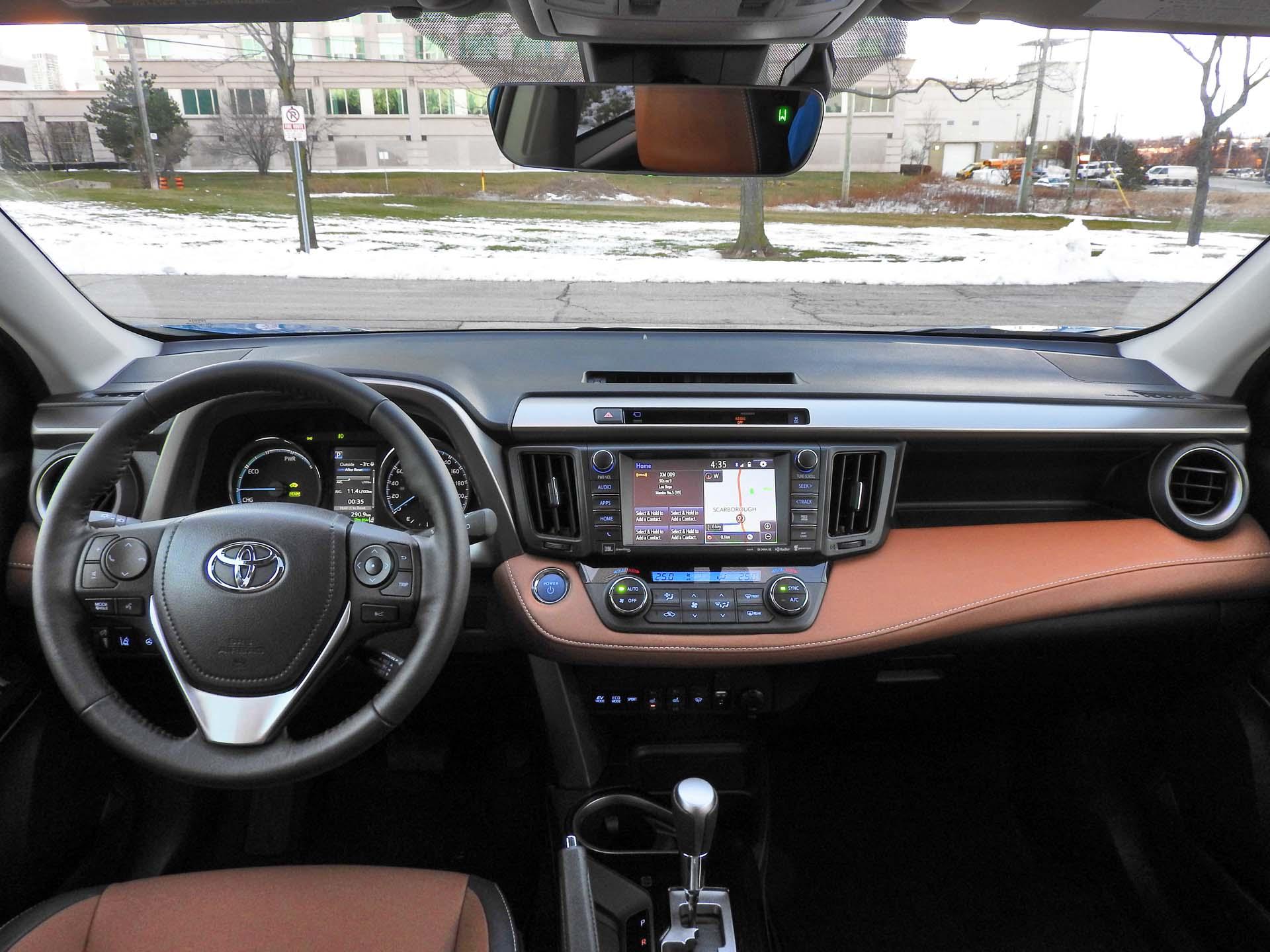 2016 Toyota RAV4 Hybrid Limited Autos
