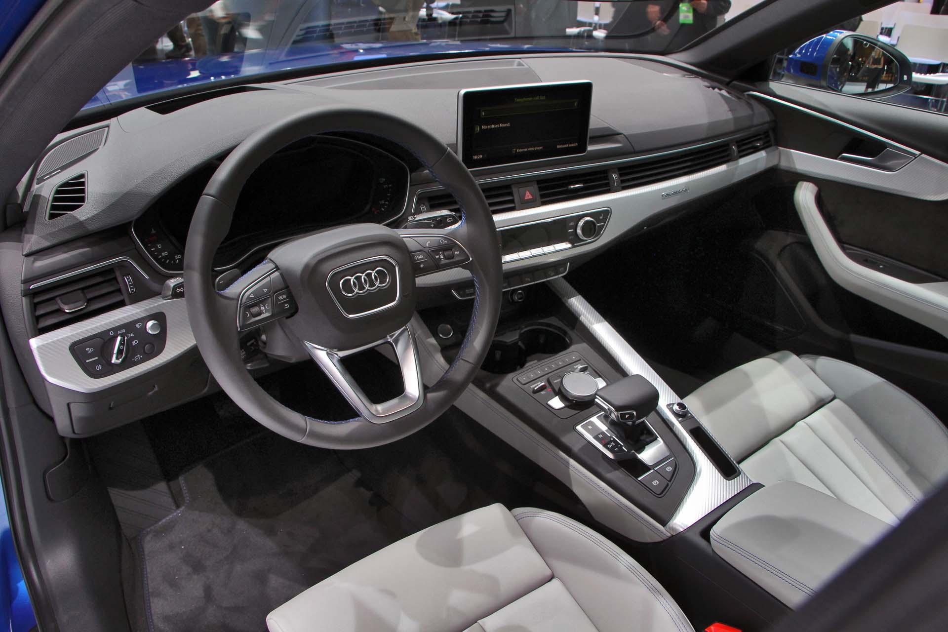 2017 Audi A4 Allroad Quattro Autos Ca