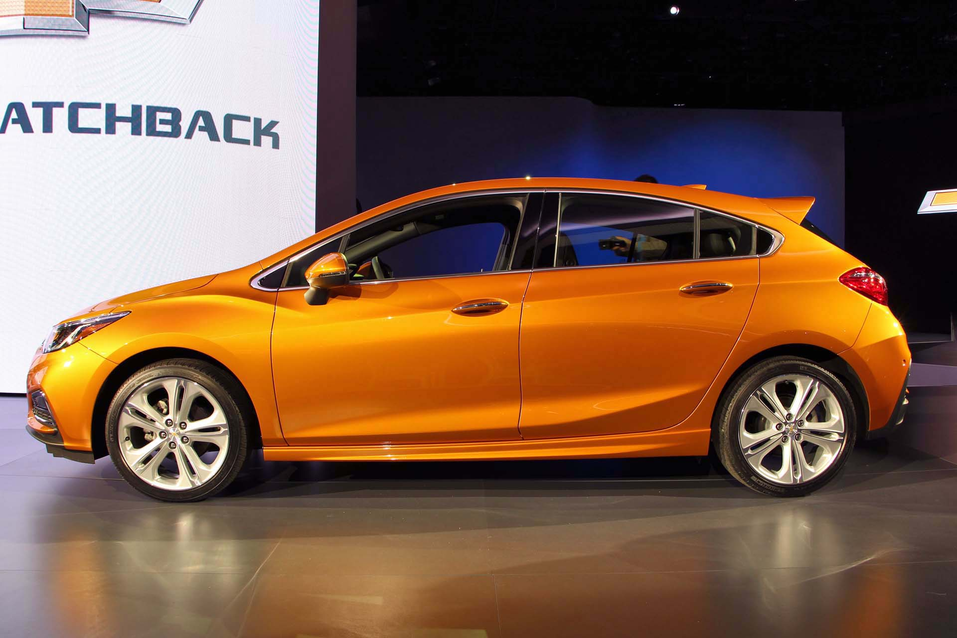 2017 Chevrolet Cruze Hatchback Autos Ca