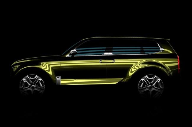 Kia Detroit Concept
