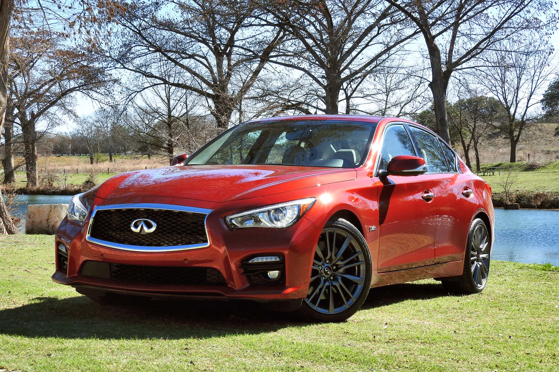 2016 infiniti q50 red sport 400. Black Bedroom Furniture Sets. Home Design Ideas
