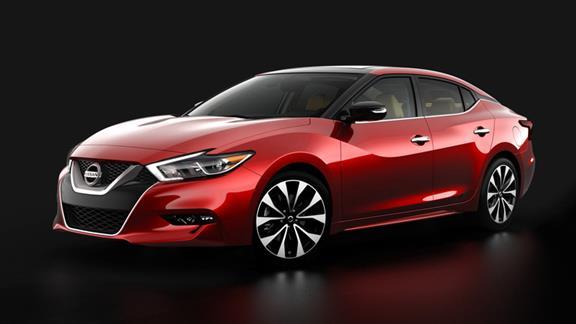 All-new 2016 Nissan Maxima