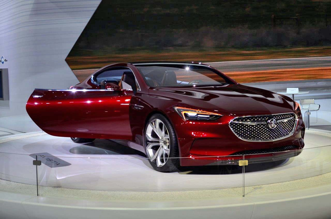 buick avista concept. Black Bedroom Furniture Sets. Home Design Ideas