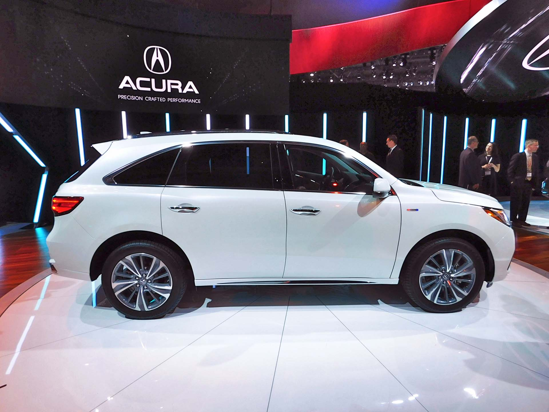 2017 acura mdx. Black Bedroom Furniture Sets. Home Design Ideas