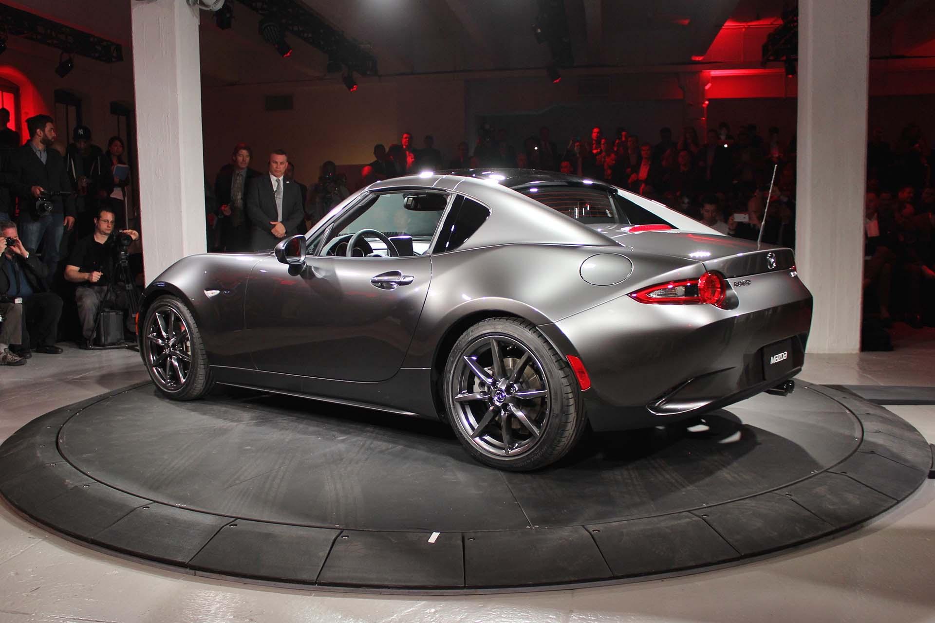 2017 Mazda MX 5 RF