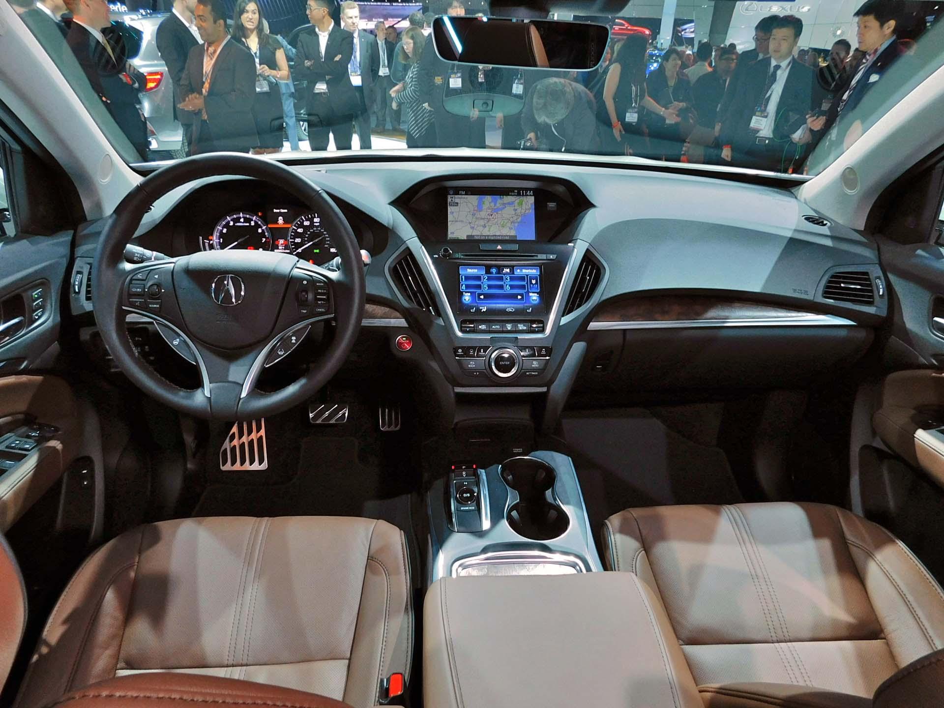 2006 Acura Mdx Reviews >> 2017 Acura MDX - Autos.ca