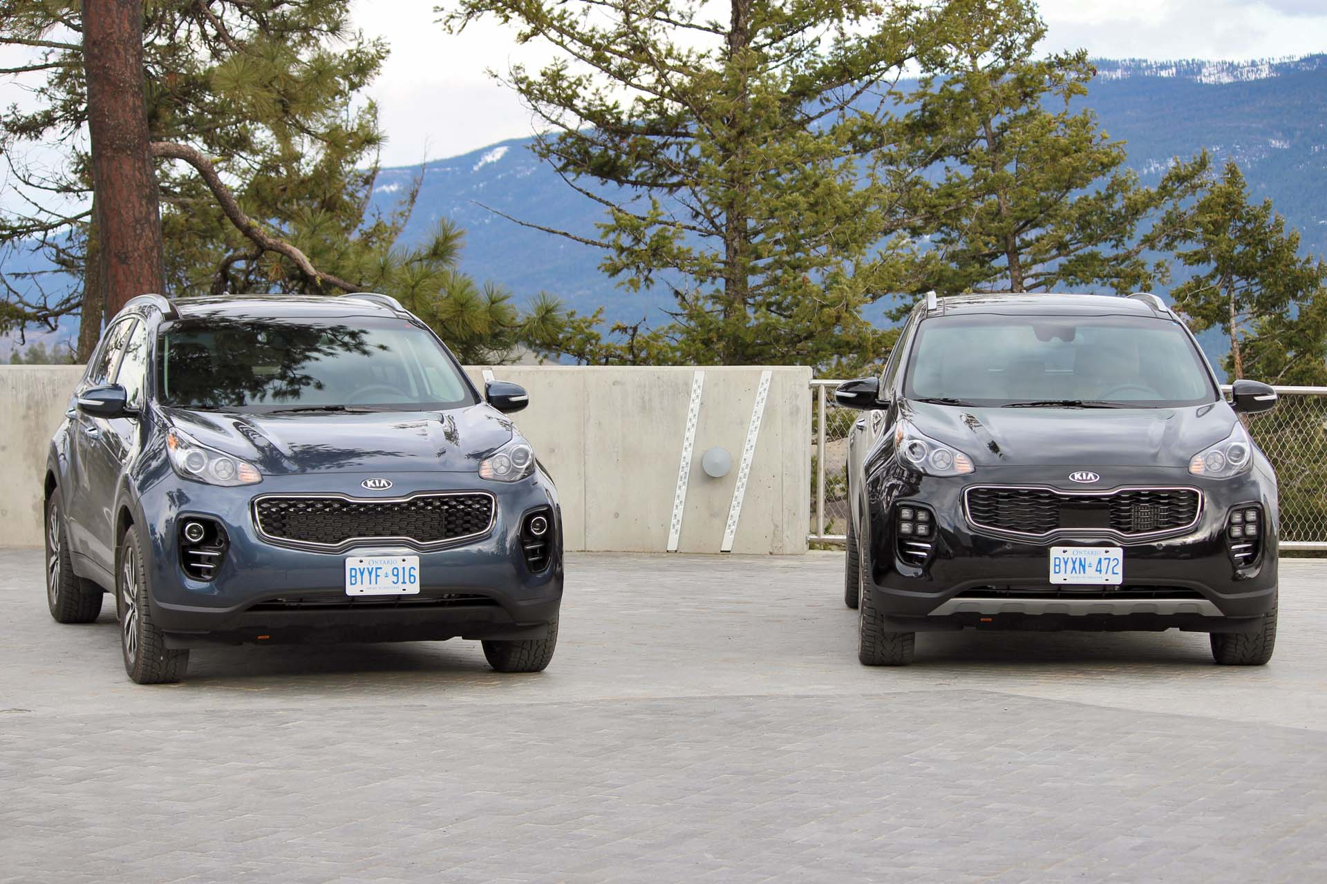 2017 kia sportage ex and sx   autos ca